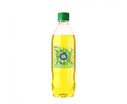 Газирана напитка ВВВ 500мл Лимонада