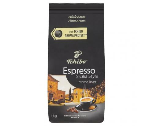 Кафе на зърна Тчибо Еспресо 1кг Сицилия