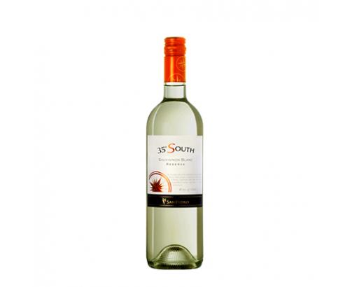 Вино 35-ти Паралел 750мл Совиньон Блан 2013г