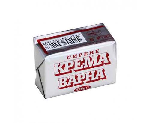 Крема сирене Варна 125г