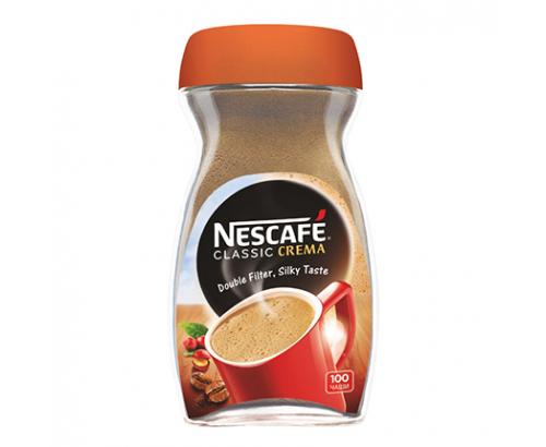 Разтворимо кафе Нескафе 200г Крема