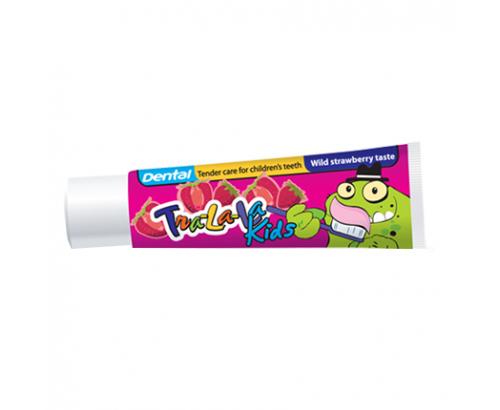Паста за зъби Дентал Кидс 50мл Дива ягода