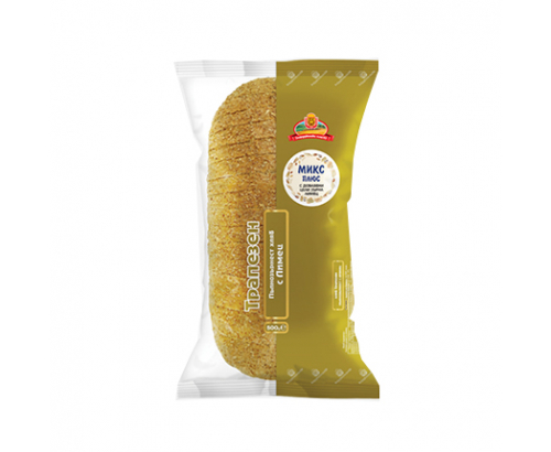 Хляб Добруджански Хляб 500г С Лимец