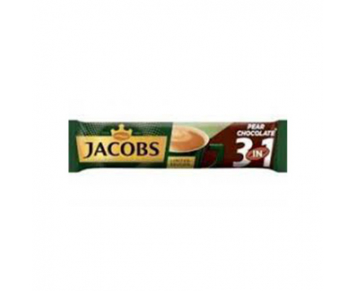Кафе микс Якобс 3в1 18г круша и шоколад