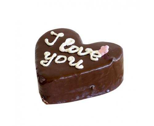 Паста Жанета Шоколадово сърце