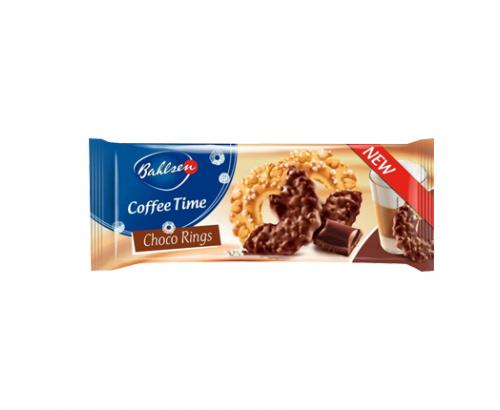 Бисквити Балзен 155г Шоколадови Рингове
