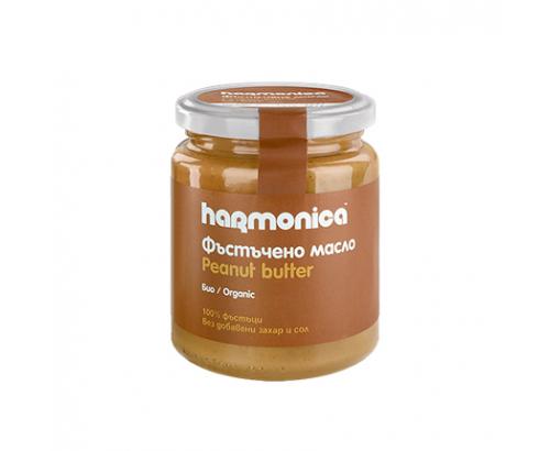 Био фъстъчено масло 100% Хармоника 250г