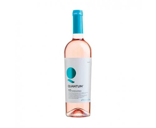 Вино Куантум 750мл Розе Пино Ноар и Сира