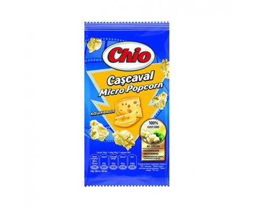 Пуканки за микровълнова Чио 80г Кашкавал