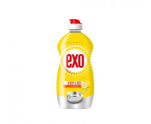 Препарат за съдове Ехо Експерт Гел 400мл Лимон