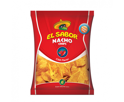 Чипс Ел Сабор 100г Чили