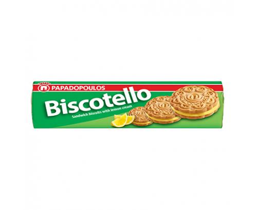 Бисквити Бискотело 200г Лимон
