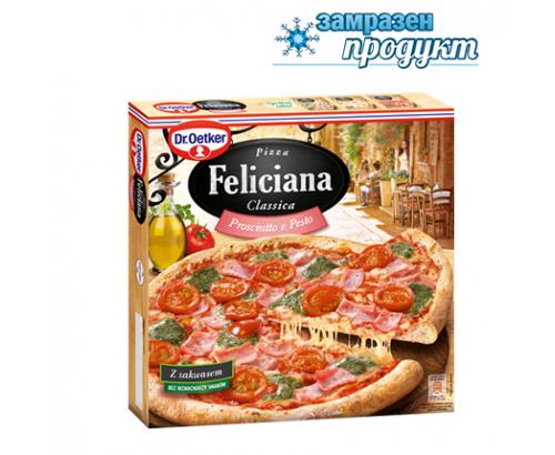 Пица Д-р Йоткер Феличиана 360г Прошуто и песто