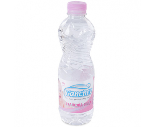 Трапезна вода Ганчев 500мл