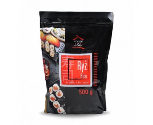 Ориз за суши Хаус Ъф Ейжа 500г