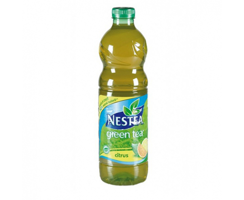 Студен чай Нестий 1,5л Зелен чай цитрус