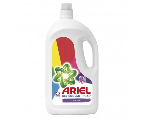 Гел за пране Ариел 3,3л Цветно