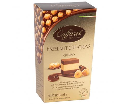 Шоколадови бонбони Кафарел 165г Кремино Лешник