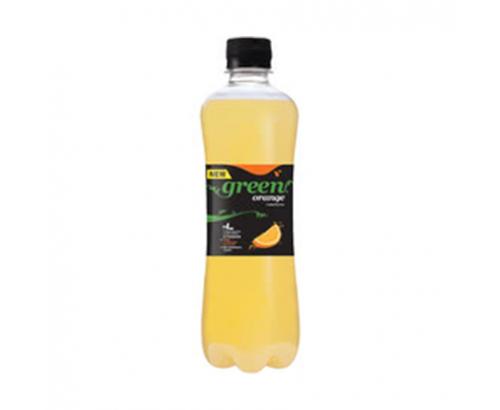 Газирана напитка Грийн 500мл Портокал