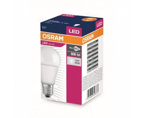 Диодна крушка Осрам CLA100 827 E27 Свещ