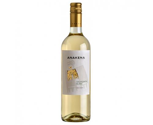 Вино Анакена 750мл Совиньон Блан 2015г