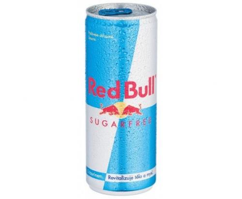 Енергийна напитка Ред Бул 250мл Без захар