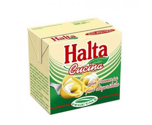Растителен продукт за готвене Халта 500мл