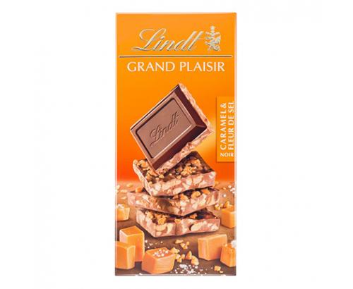 Шоколад Линдт Гранд Плезир 150г Карамел