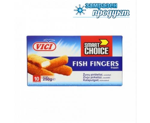 Панирани рибни пръстчета 250г