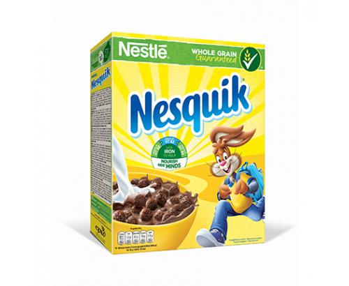 Зърнена закуска Нестле Нескуик 250г