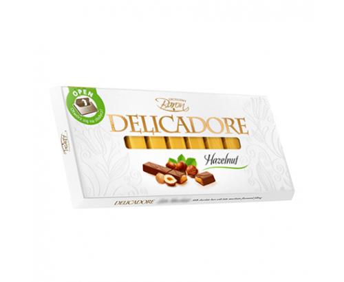 Шоколад Деликадоре 200г Лешников пълнеж