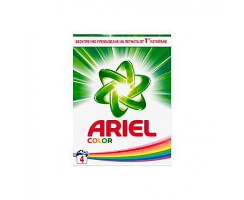 Прах за пране Ариел 260г Цветно