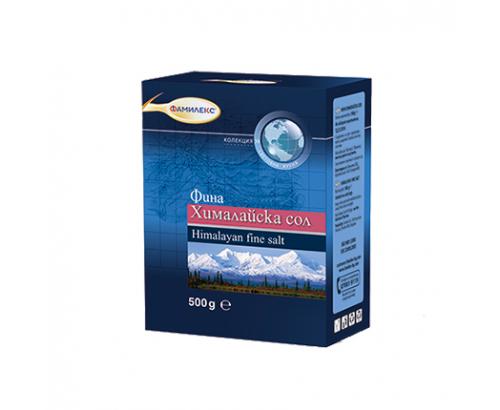 Хималайска сол Фамилекс 500г Фина