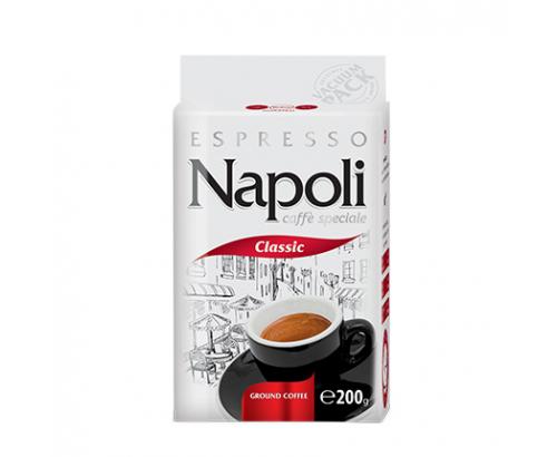 Мляно кафе Наполи 200г Класик