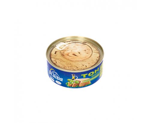 Риба тон Ди Алба 100г Филе в Маслиново масло