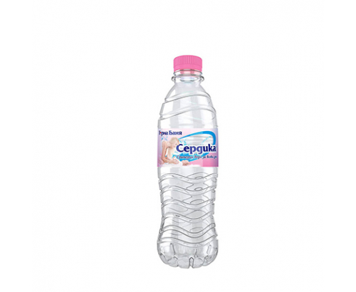 Трапезна вода Сердика 500мл