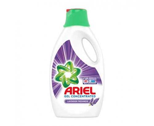 Гел за пране Ариел 2,2л Лавандула