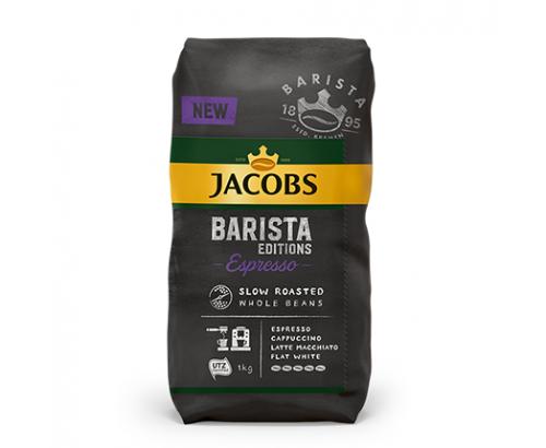 Кафе на зърна Якобс Бариста 1кг Еспресо