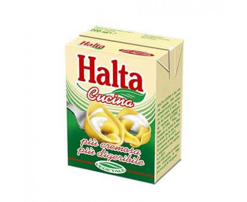 Растителен продукт за готвене Халта 200мл
