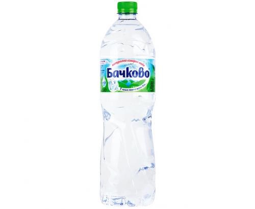 Изворна вода Бачково 1,5л