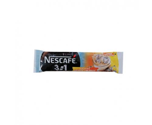 Кафе микс Нескафе 3в1 16г Фрапе ванилия и карамел