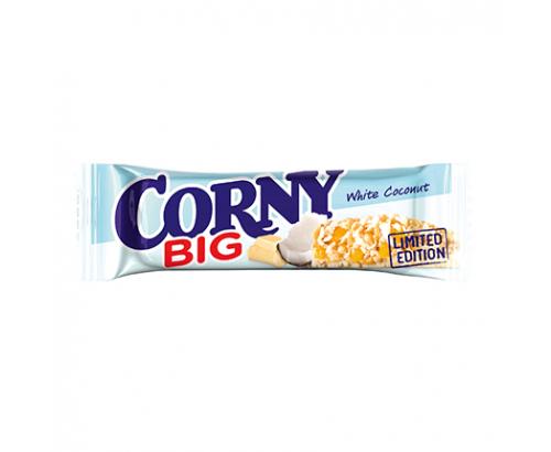 Десерт Корни 40г Бял с кокос