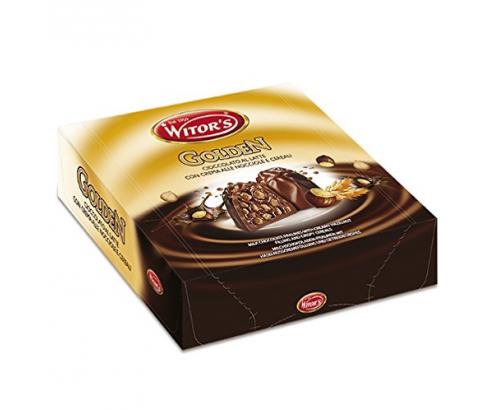 Шоколадови бонбони Виторс 200г Пралине от млечен шоколад