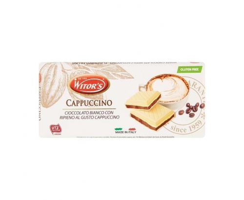 Шоколад Виторс 100г Капучино