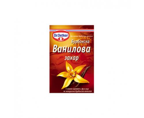 Бурбонска ванилова захар Д-Р Йоткер 10г