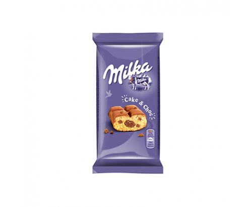 Бисквити Милка 35г Кейк енд Шоко