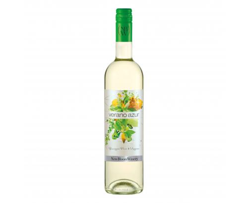 Вино Верано Азур 750мл Совиньон блан и вионер