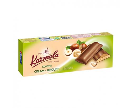Шоколадов десерт Кармела 160г Лешник
