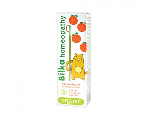 Паста за зъби Билка Хомеопати 50мл Детска 2+