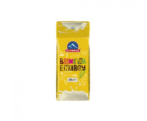 Напитка Олимпус 200мл Банана Енерджи